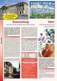 Braunschweig Fahrt ins Blaue
