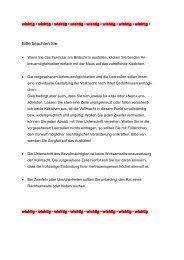 Vordruck: Vorsorgevollmacht - Kreis Soest