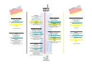 Prüfungsstellen zum Zertifikat Deutsch B 1 - Kreis Soest