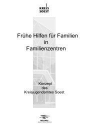 Frühe Hilfen für Familien in Familienzentren  - Kreis Soest
