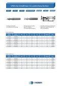 Hochleistungsfräser für die Bearbeitung von ... - Kromer GmbH - Page 4