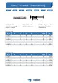 Hochleistungsfräser für die Bearbeitung von ... - Kromer GmbH - Page 6
