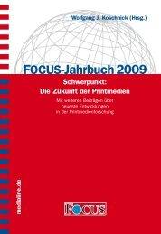 Das komplette FOCUS-Jahrbuch 2009 kostenlos downloaden (30