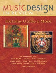 Holiday Guide & More - Allegro Music
