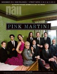 Download the November '11 Nail Catalog - Allegro Music