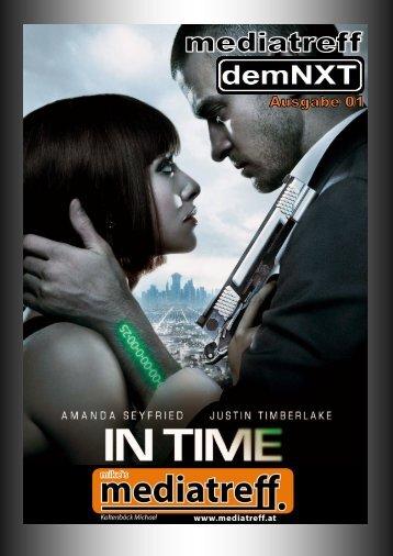 Ausleihen & Geld kassieren! FILMInfos zum Covertitel: IN TIME