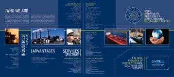 Download PSRG Brochure