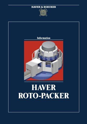 HAVER ROTO-PACKER - Maschinenfabrik