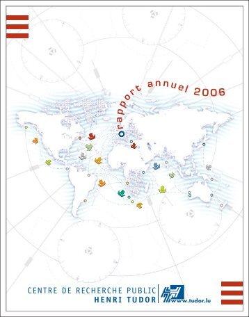 editorial 2006 - CRP Henri Tudor
