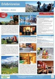 FuG Reise-Spezial im Januar 2013 - Leserreisen von Familienheim ...