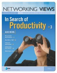 NETWORKING VIEWS - Enterprise Business - AT&T