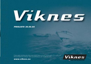 Viknes 770 - Harstad Marina AS