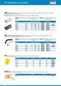 Elektrorohre aus PE und PVC - Dietzel Univolt - Seite 7