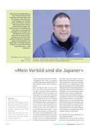 Der Gartenbau 3/2012 - Frikarti Stauden AG