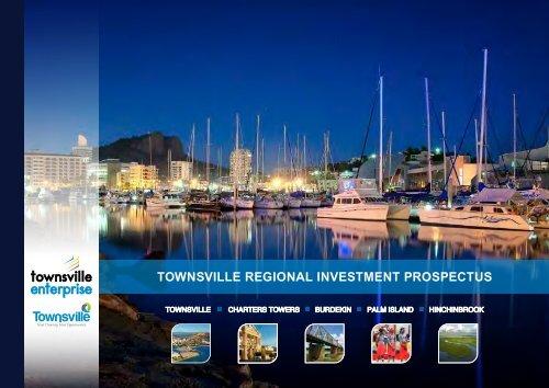 townsville regional investment prospectus - Townsville Enterprise