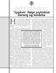 Pseudovidenskab psykiatriens diagnoser - Medborgernes ... - Page 4