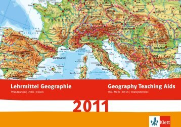Lehrmittel Geographie Geography Teaching Aids