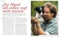 Der Hund Soll Wollen Und Nicht - Anton Fichtlmeier