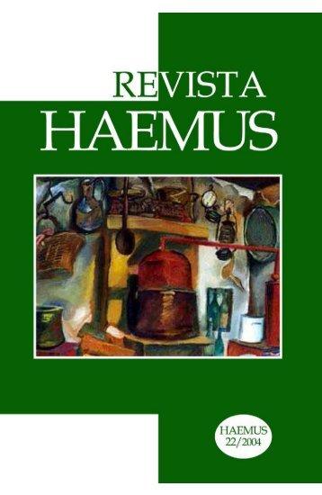 Revista Haemus nr. 22 - Libraria pentru toti