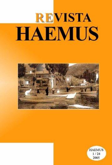 ALARMI i HAEMUS-it SEMNALUL DE ALARMĂ - Libraria pentru toti