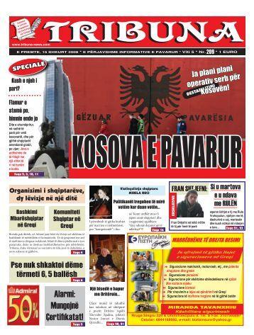 Alarmi: Mungojnë Çertifikatat! - Tribuna-news.com