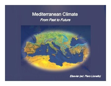 Microsoft PowerPoint - MedCLIVAR book