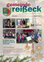 Gemeindezeitung 2/2012 - Gemeinde Reißeck