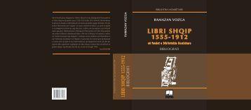 LIBRI SHQIP 1555-1912 - Biblioteka Kombëtare e Shqipërisë