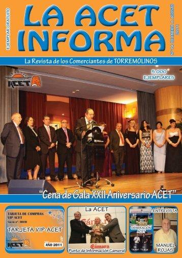 Asociación de Comerciantes y Empresarios de Torremolinos (ACET)