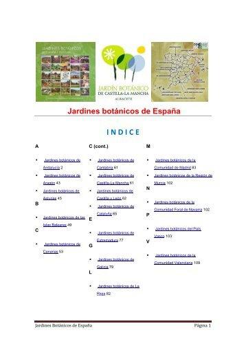 Jardín Botánico de Castilla - La Mancha