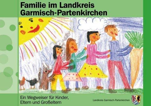 Familienwegweiser  Landkreis Garmisch-Partenkirchen