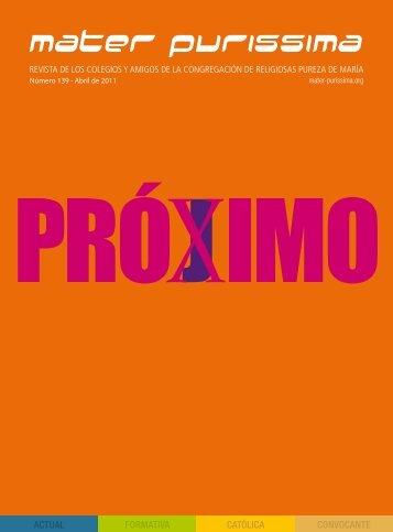Descargar nº 139 (29,4 Mb) - Mater Purissima