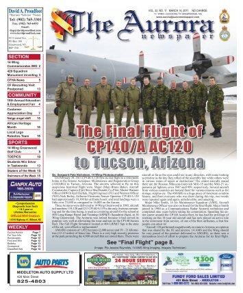 3211 news option 2.indd - The Aurora Newspaper