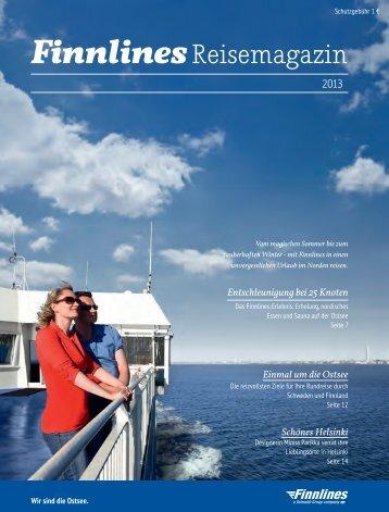 Finnlines Reisemagazin 2013_Web
