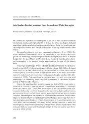 Late Saalian–Eemian ostracods from the northern White Sea region