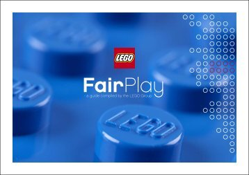 Fairplay brochure - Lego