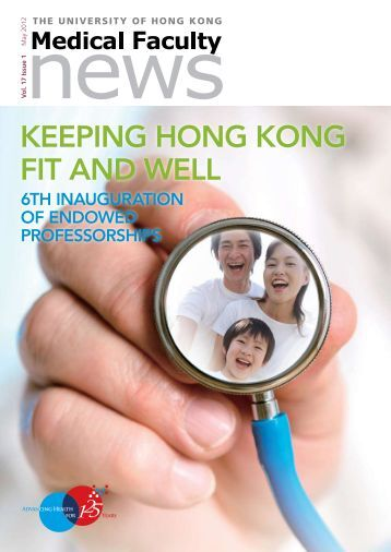 KEEPING HONG KONG FIT AND WELL - HKU Li Ka Shing Faculty ...