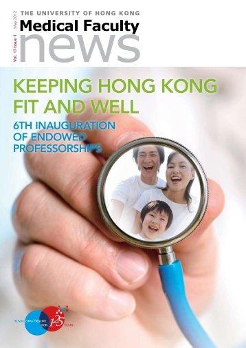 KEEPING HONG KONG FIT AND WELL - HKU Li Ka Shing Faculty ...