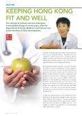 KEEPING HONG KONG FIT AND WELL - HKU Li Ka Shing Faculty ... - Page 4