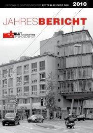 Jahres bericht - BSD Luzern