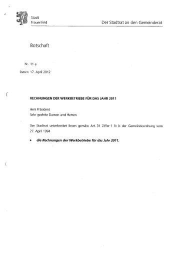 Muster Rechnung Gas Jva 2011pdf Werraenergie Gmbh