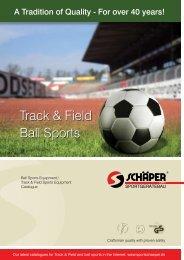 Schäper Sportgerätebau / Katalog Sportequipment - Sportsystems.ru