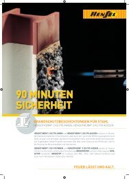 hensotherm® 3 ks f90 innen - Rudolf Hensel GmbH