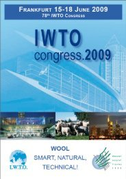 Commercial Agendas - IWTO