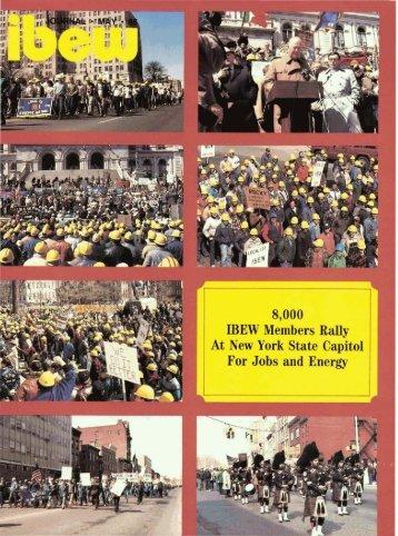 1986-05 May IBEW Journal.pdf - International Brotherhood Of ...