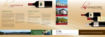 zum Flyer (PDF) - Fischer Weine