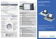 OpenStage 60_80 SIP (OpenScape Voice) - PTC Telecom GmbH
