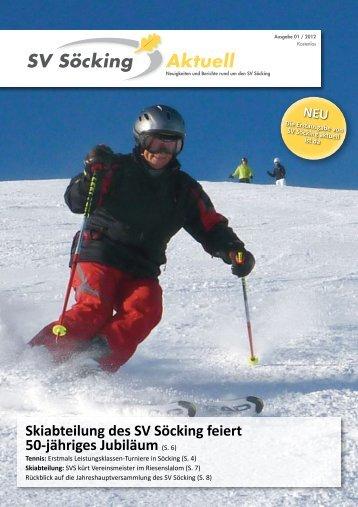 SVS aktuell März 2012 (PDF) - SV Söcking