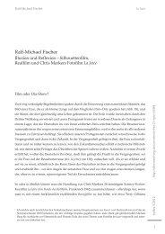 Ralf-Michael Fischer - TOBIAS-lib