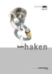 Bohrhaken 2009
